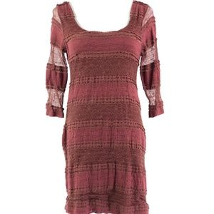 Gianni Bini Form Fitting Lace Dress